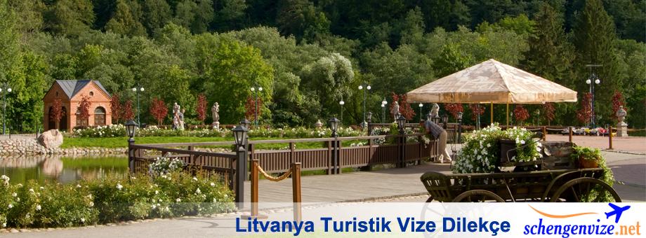 Litvanya Turistik Vize Dilekçe