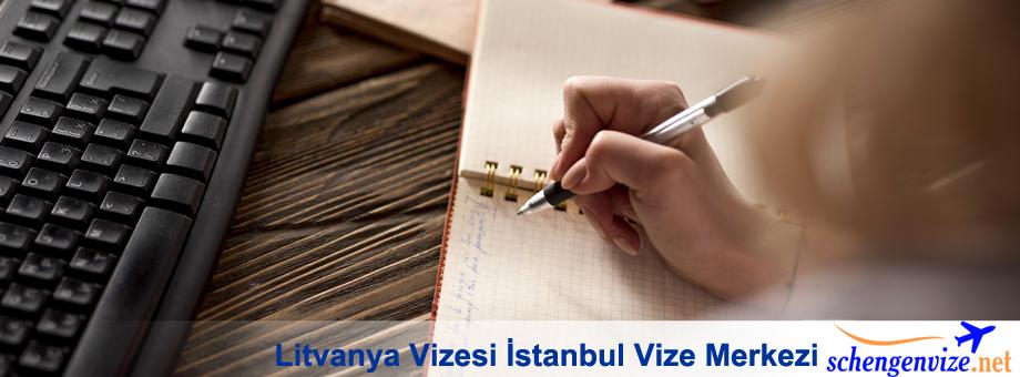 Litvanya Vizesi İstanbul Vize Merkezi