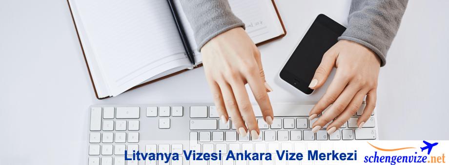 Litvanya Vizesi Ankara Vize Merkezi