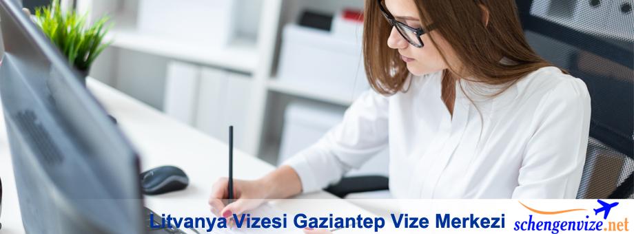 Litvanya Vizesi Gaziantep Vize Merkezi