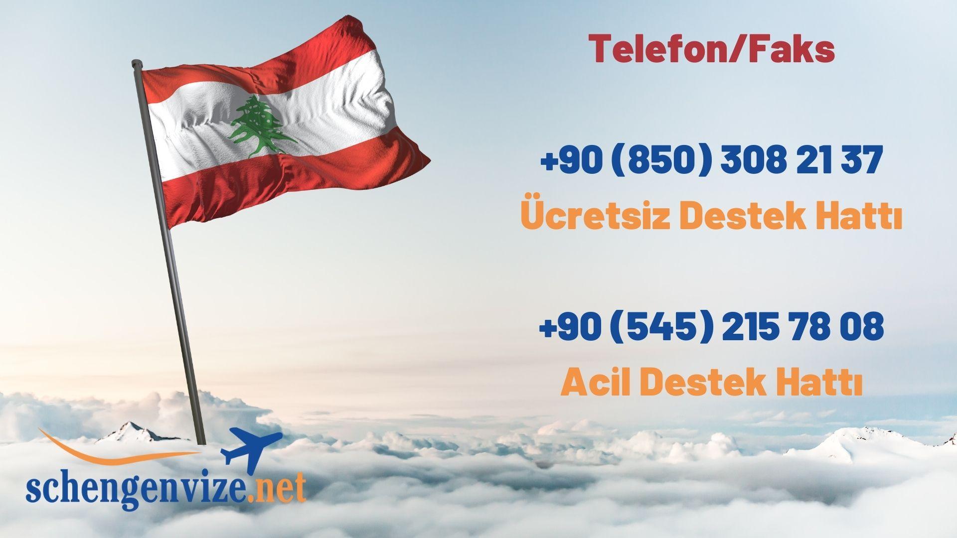 Lübnan Vize İstiyor Mu