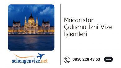 Macaristan Çalışma İzni Vize İşlemleri