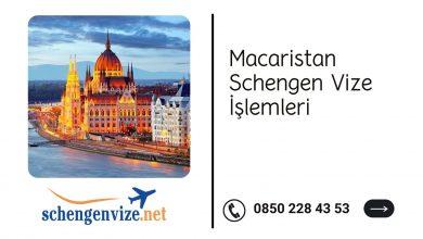 Macaristan Schengen Vize İşlemleri