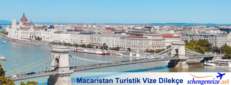 Macaristan Turistik Vize Dilekçe