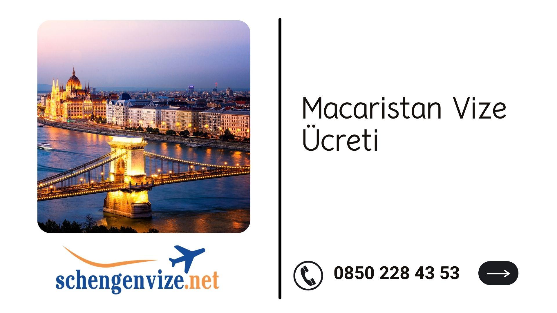 Macaristan Vize Ücreti 2021