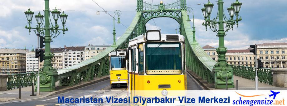 Macaristan Vizesi Diyarbakır Vize Merkezi