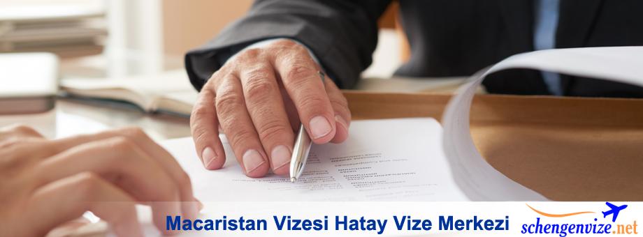 Macaristan Vizesi Hatay, Macaristan Vizesi Hatay Vize Merkezi