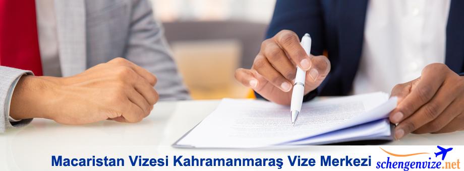 Macaristan Vizesi Kahramanmaraş Vize Merkezi