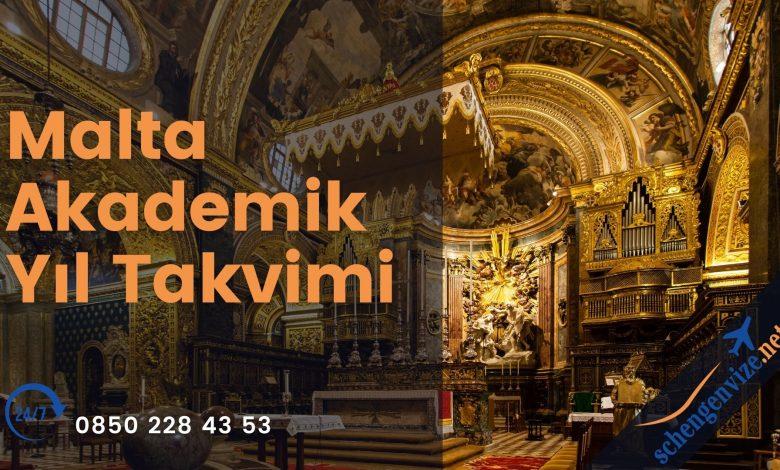 Malta Akademik Yıl Takvimi