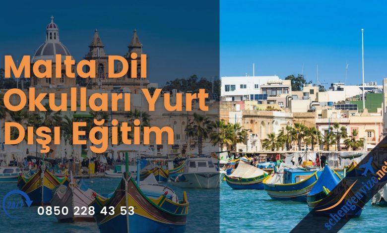 Malta Dil Okulları Yurt Dışı Eğitim