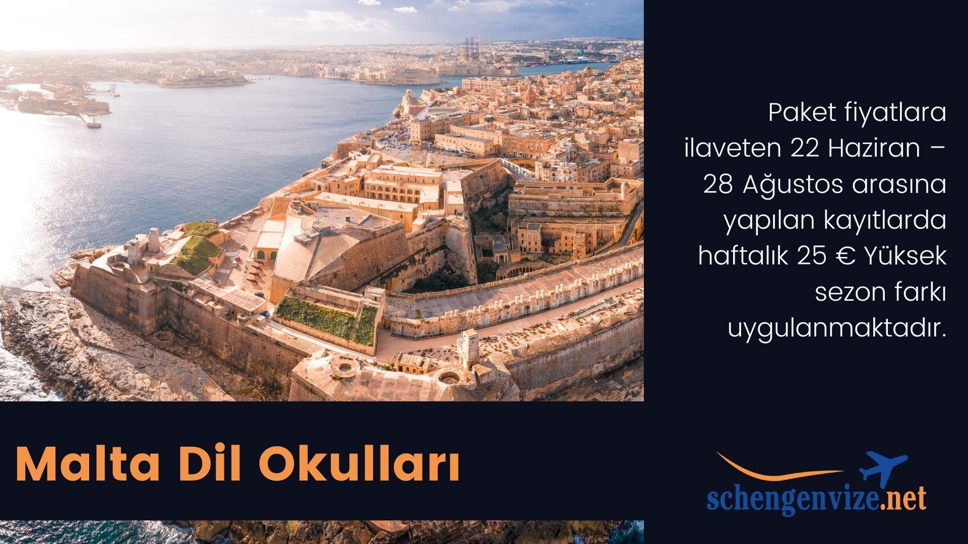 Malta Kampanyalı Dil Okulları