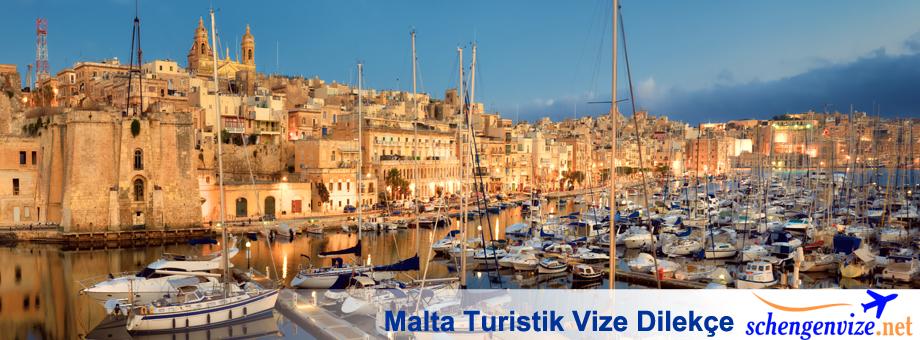 Malta Turistik Vize Dilekçe