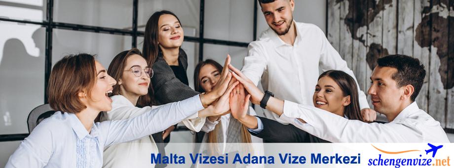 Malta Vizesi Adana Vize Merkezi