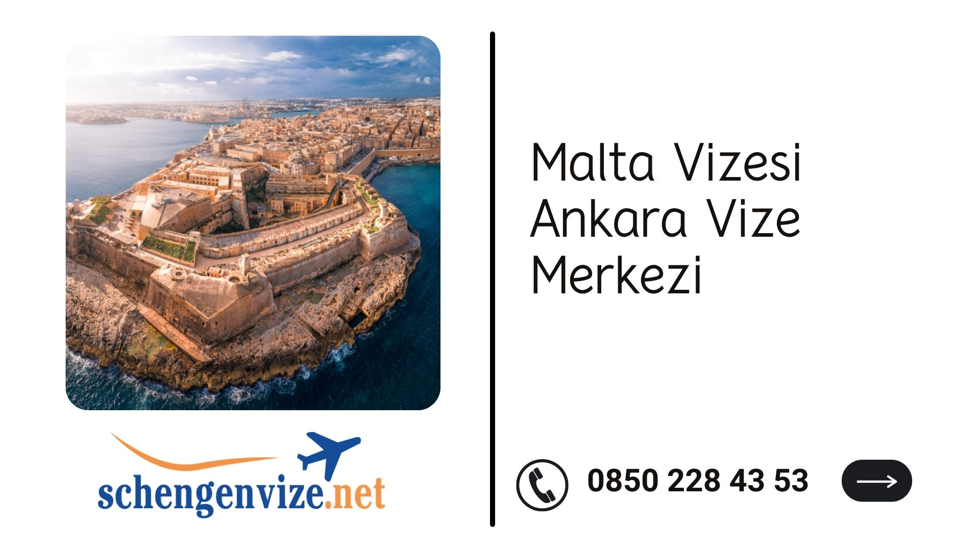 Malta Vizesi Ankara Vize Merkezi