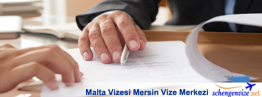 Malta Vizesi Mersin Vize Merkezi