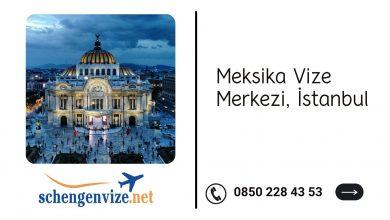 Meksika Vize Merkezi, İstanbul