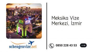 Meksika Vize Merkezi, İzmir
