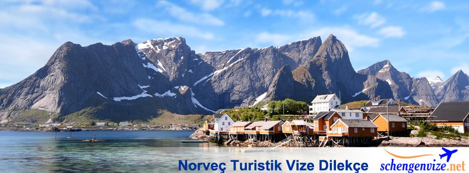 Norveç Turistik Vize Dilekçe