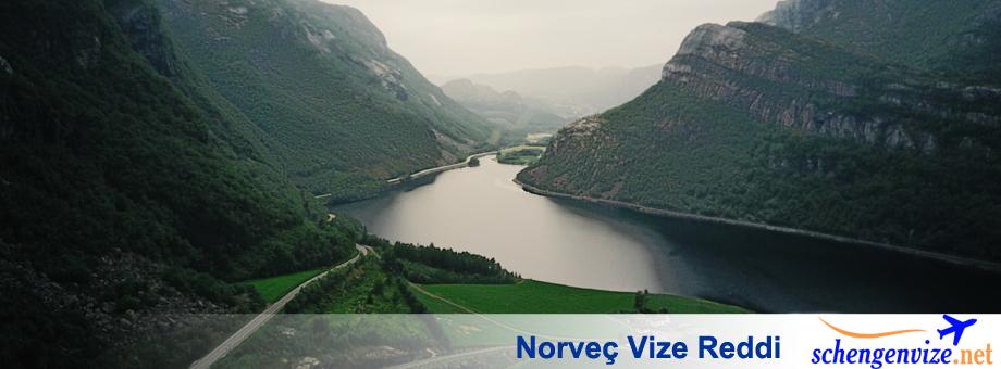 Norveç Vize Reddi