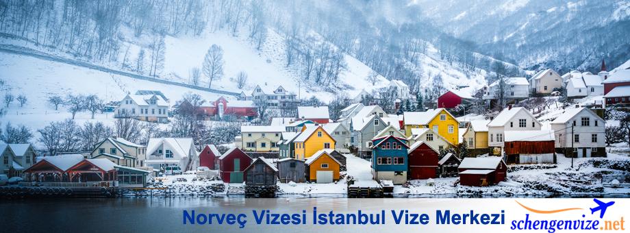 Norveç Vizesi İstanbul Vize Merkezi