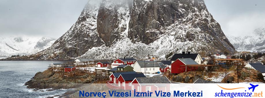Norveç Vizesi İzmir Vize Merkezi