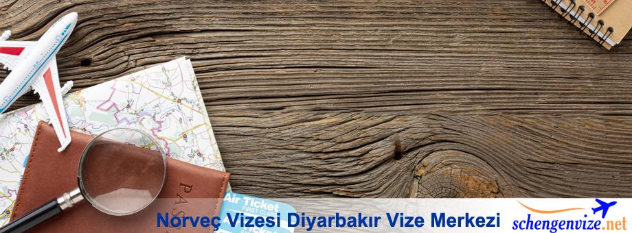 Norveç Vizesi Diyarbakır, Norveç Vizesi Diyarbakır Vize Merkezi