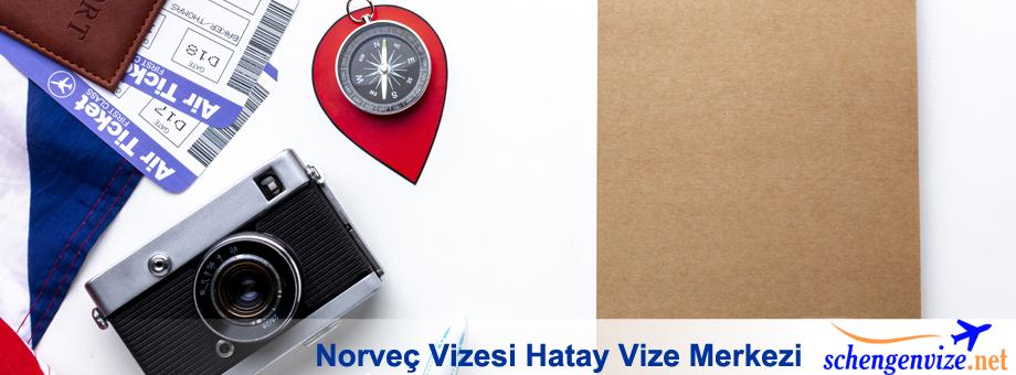 Norveç Vizesi Hatay Vize Merkezi