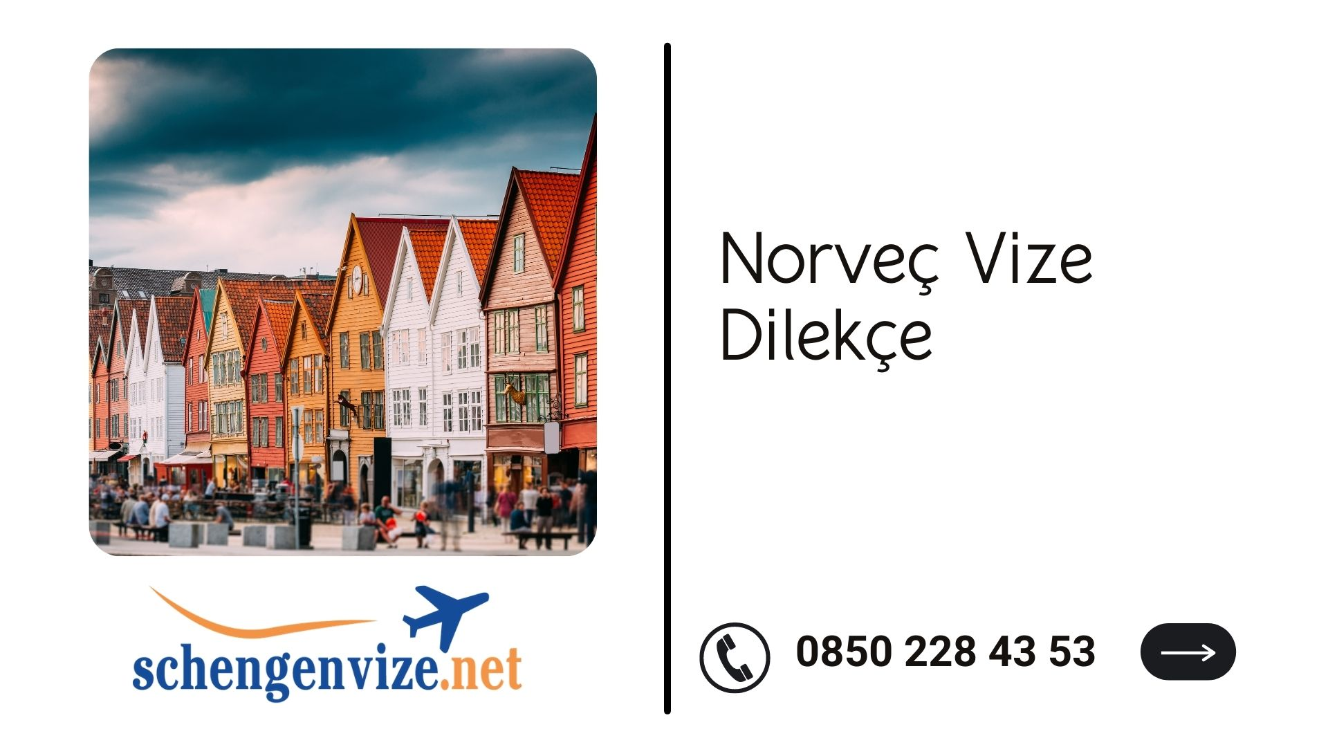 Norveç Vize Dilekçe