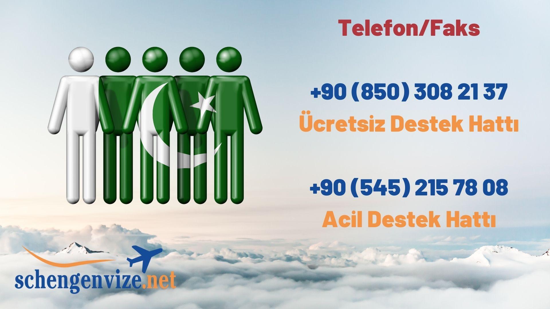 Pakistan Vize İstiyor mu?