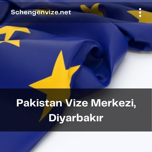 Pakistan Vize Merkezi, Diyarbakır
