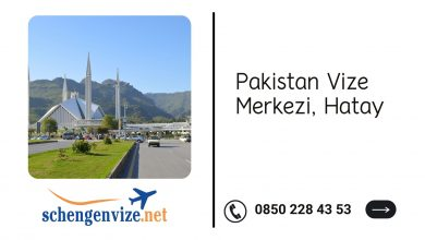 Pakistan Vize Merkezi, Hatay