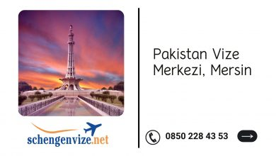 Pakistan Vize Merkezi, Mersin
