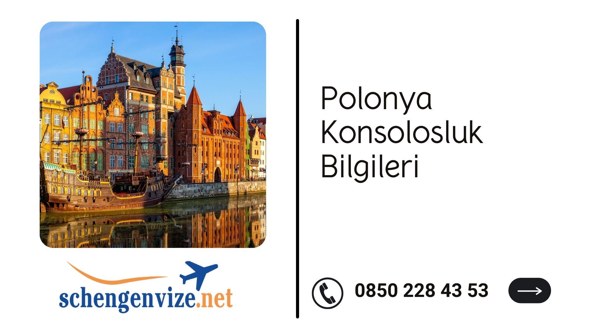 Polonya Konsolosluk Bilgileri