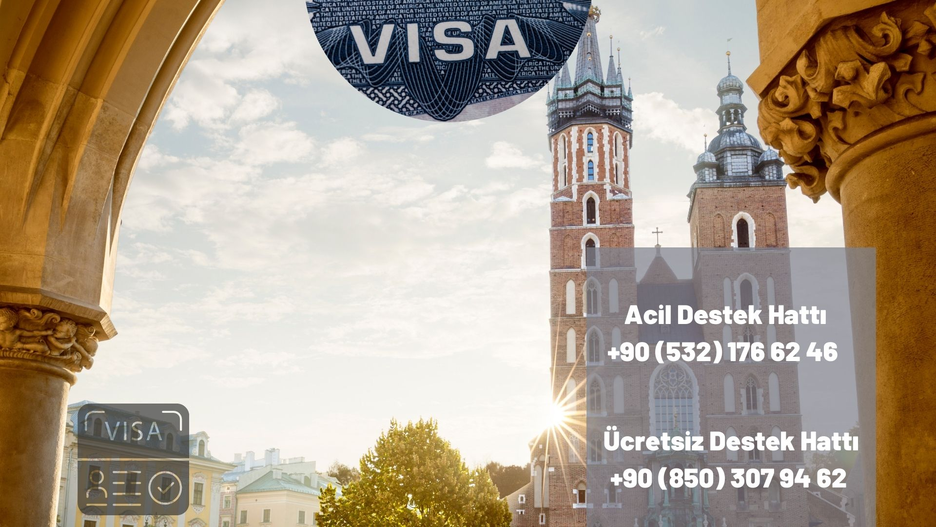 Polonya VFS Global Randevu