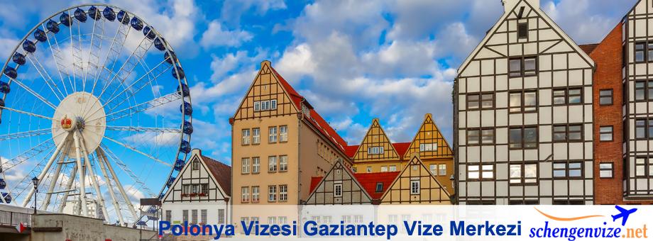 Polonya Vizesi Gaziantep Vize Merkezi