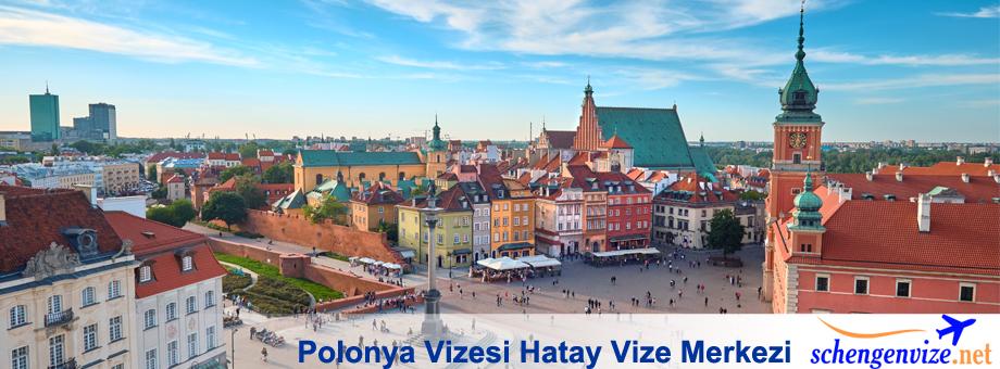 Polonya Vizesi Hatay Vize Merkezi