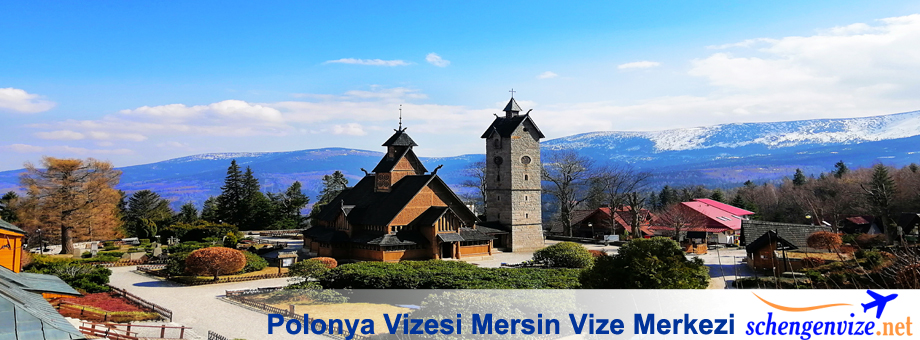 Polonya Vizesi Mersin Vize Merkezi