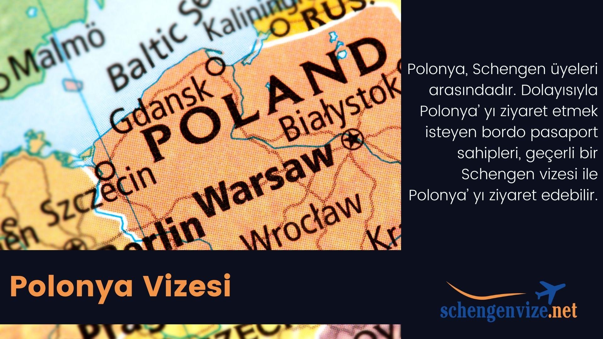 Polonya Vizesi Nasıl Alınır