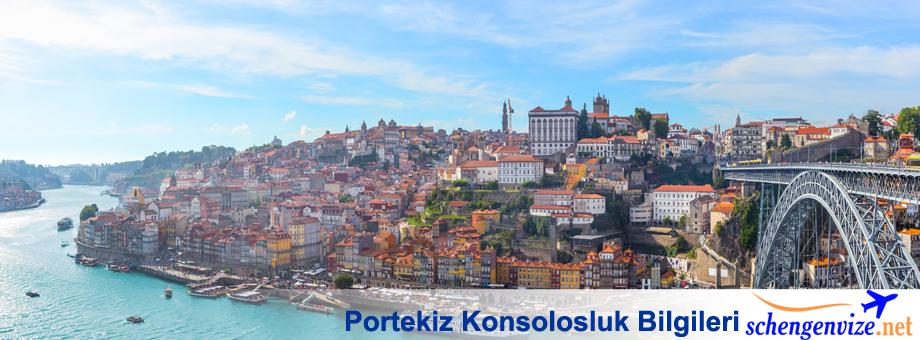 Portekiz Konsolosluk Bilgileri