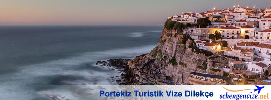 Portekiz Turistik Vize Dilekçe
