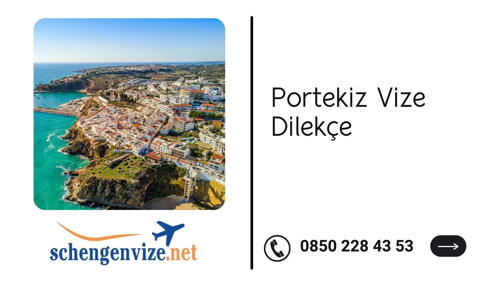Portekiz Vize Dilekçe