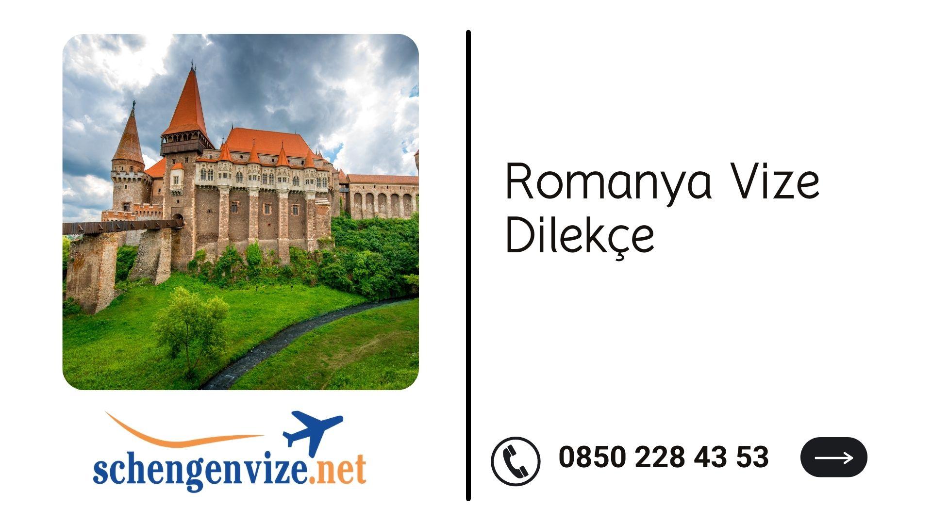 Romanya Vize Dilekçe