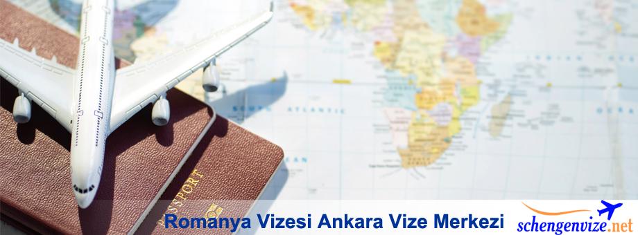 Romanya Vizesi Ankara Vize Merkezi