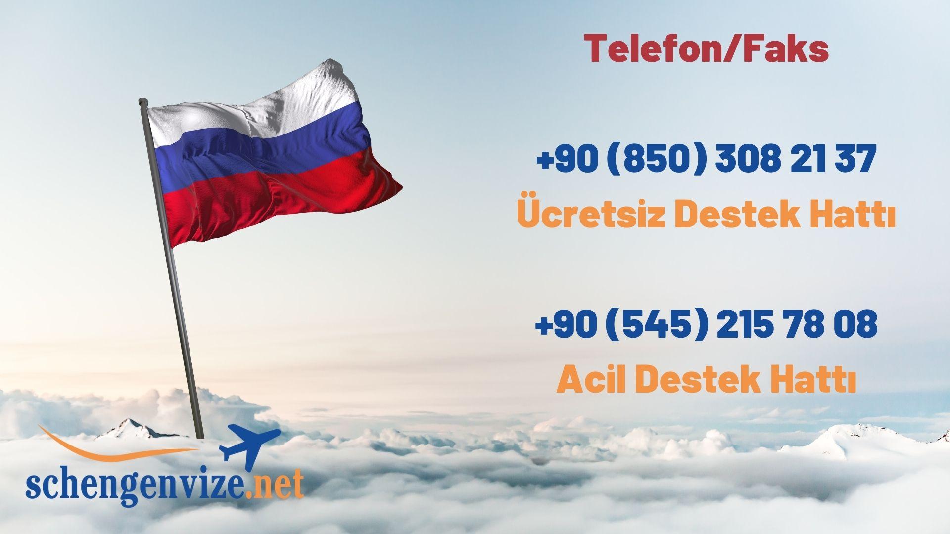 Rusya Vize İstiyor mu 2022