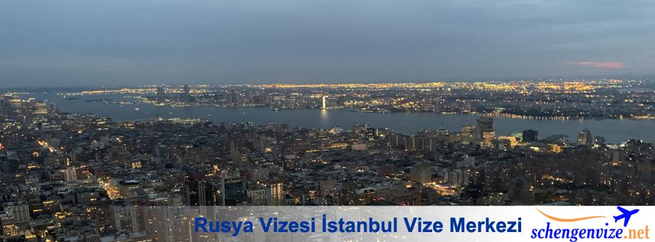 Rusya Vizesi İstanbul Vize Merkezi