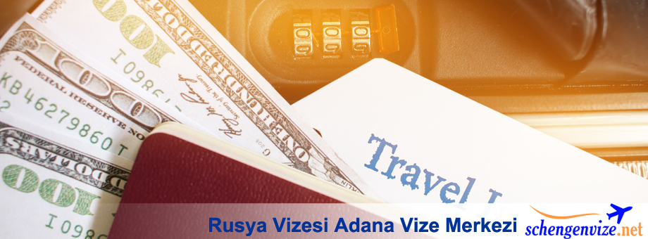 Rusya Vizesi Adana Vize Merkezi