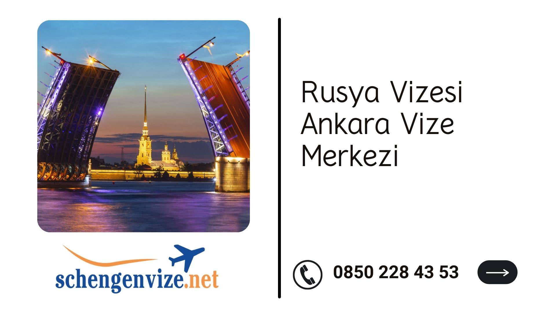 Rusya Vizesi Ankara Vize Merkezi