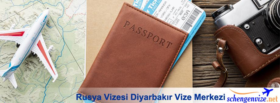 Rusya Vizesi Diyarbakır Vize Merkezi