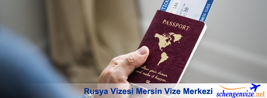Rusya Vizesi Mersin Vize Merkezi