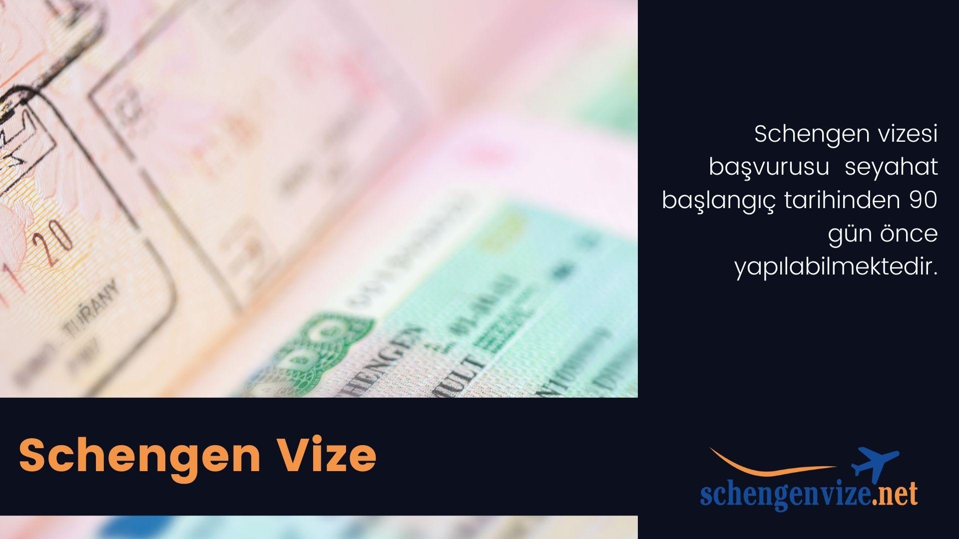 Schengen (Avrupa)Vize